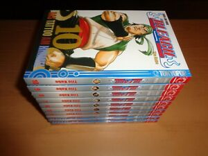 Bleach Nr.1-10 Manga (Tokyopop) deutsch 1 2 3 4 5 6 7 8 9 10