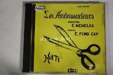Les AMbassadeurs Mastero : E. Menelas Vocal : E. Fong Cap Music CD