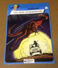 SANDY & HOPPY - LAMBIL - TOME 1 - MAGIC STRIP - EO 1980 ( QUASI NEUF )