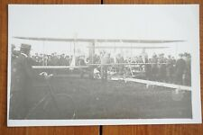 More details for c1910  early aviator airman aviation plane postcard ref 2