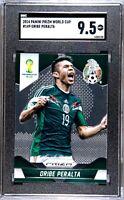 Oribe Peralta 2016 World Cup Panini Prizm #149 SGC 9.5 Mint + 🇲🇽 Mexico