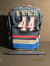 2003-04 Pacific Heads Up Mini Sweaters #9 Todd Bertuzzi