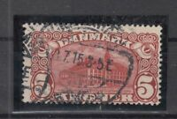 BG5863/ DENMARK – MI # 66 USED – CV 145 $
