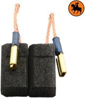 NUOVO Spazzole di Carbone HITACHI G 13SD macinino - 6.5x9x17mm