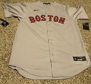 Boston Red Sox Nike Gray Jersey Men's Size: Medium NWT Standard Fit