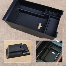 Plastic Center Console Armrest Container Box Tray Holder Fits BMW X5 X6 F15 F16