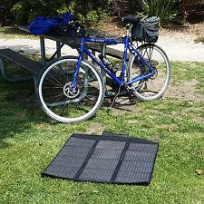 NEW PowerFilm F16-1200 20 Watt Portable Foldable Solar Panel /w Device Charger
