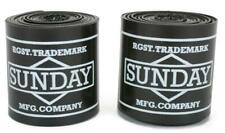 Sunday BMX Rim Tape Black