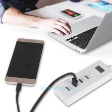 5V 2A US Plug Home Travel Fast Charging 4 USB Port Charger Hub for iPhone Samsug