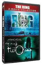 NEW The Ring / The Ring Two Movie Collection [DVD, 2016]