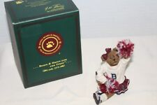Boyds Sissy Boom Bah - Go Team! (228410) - Preowned/Good Condition