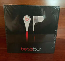 Beats Tour2 In-Ear Headphone - White NEW SEALED - 810-00009