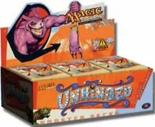 1x Unhinged: Booster Box New Sealed Product - Magic: The Gathering