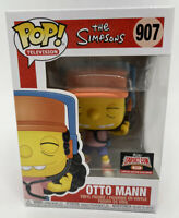 Funko POP! The Simpsons Otto Mann #907 (Target Exclusive)