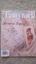 Martha Pullen's Fancywork Spring Issue 1998 - Trapunto by Machine