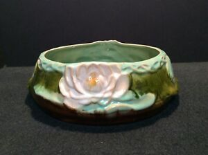 Arts and Crafts Period Denver China & Pottery Co. Art Pottery Bowl