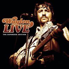 Waylon Jennings - Waylon Live [New CD] Expanded Version, Rmst