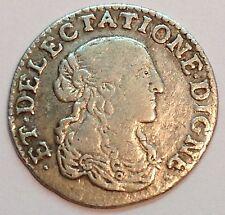 FRANCE MONACO / 1667 5 Sols 1/12 Ecu Luigino - Louis I !!