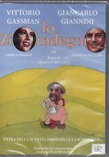 Lo zio indegno (1989) DVD NUOVO Vittorio Gassman Giancarlo Giannini S. Sandrelli