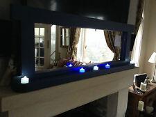Le Bleu Brittany a contemporary mirror
