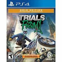 Trials Rising Gold Edition (Sony Playstation 4) Brand New Factory Sealed
