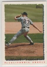 1995 Topps Baseball California Angels Team Set