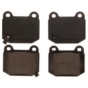 Disc Brake Pad Set-SST Rear Federated D961