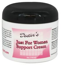 DOCTORS WOMEN SUPPORT CREAM GEL TESTOSTERONE BOOSTER LIBIDO PMS MOOD CHANGES