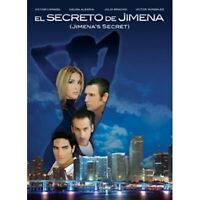 El Secreto De Jimena Jimena's Secret On DVD with Victor Camara Brand New D73