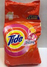TIDE PLUS + Downy Powder Detergent Professional P&G  11 Lbs / 5 Kg