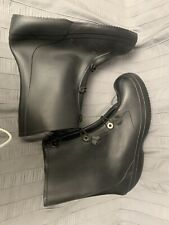 Rubber Boot Mens Size 11 Boot Cover KCA Shoe Cover Water Proof Hunting Fishing