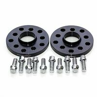15mm Hubcentric Spacers for Vw Golf Mk4, Mk5, Mk6, Mk7 with RADIUS BOLTS