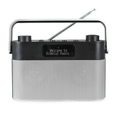 The Silver Server MagicBox DAB Digital Radio with USB and Voice Technology