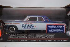 1:18 Highway 61 - 1964 Dodge 330 SUPERSTOCK Color Me Gone #987 - NIP $