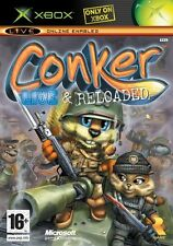 Conker : Live & Reloaded Xbox Game MINT DISC - Aust Seller - Quick Post!