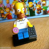 LEGO 71005 THE SIMPSONS Minifigures HOMER SIMPSON #1 SEALED Minifigs Series 1
