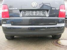 Stoßstange hinten VW Touran schwarz LC9Z black magic perleffekt Stoßfänger