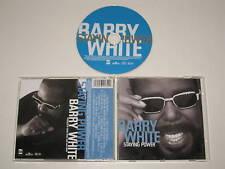 BARRY WHITE/VOTRE SÉJOUR POWER (BMG 01005 82185 2) CD ALBUM