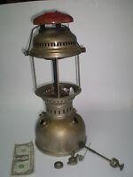 VINTAGE RARE RADIUS 110A LAMP LANTERN 500 CP KEROSENE SWEDEN PRESSURE