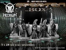 Hitech Miniatures - 28SF034 Spartan Box 28mm Warhammer 40k 40000