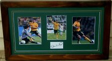 HARRY KEWELL signed Collage (SOCCEROOS)