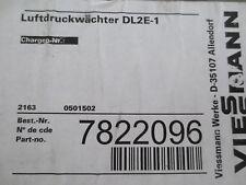Viessmann Luftdruckwächter DL2E-1 für Vitocrosaal 300 Neu 7822096