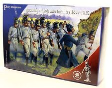 AUSTRIAN NAPOLEONIC INFANTRY 1809 - 1815 - PERRY MINIATURES - 28MM -SINGLE SPRUE