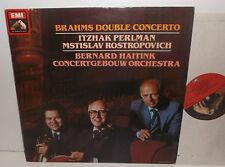 ASD 3905 Brahms Double Concerto Perlman Rostropovich Concertgebouw Haitink