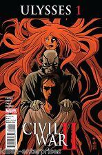 Civil War II Ulysses #1 (Of 3) Comic Book 2016 - Marvel