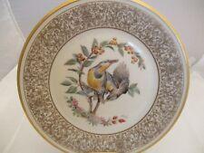 Lenox The Meadowlark Bird Plate Edition by Edward Boehm 1973