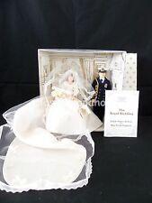 Peggy Nisbet The Royal Wedding 1986 Commemorative Boxed Set No 28 (P1034 P1035)