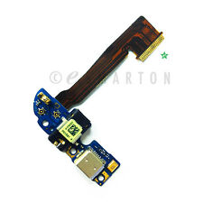 HTC One E8 Headphone Audio Jack Charger Charging Port Micro USB Flex Cable USA