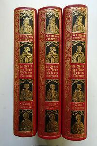 Jean de Bonnot - Le Decameron, en 3 volumes - Jean BOCCACE - 1990