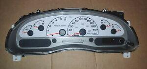2004-2005 Ford Explorer Sport Trac  Instrument Cluster  4L2T-10849-AD